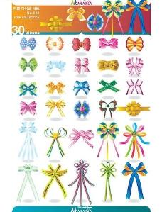 超漂亮的蝴蝶结图片