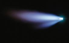 蓝色火焰图片