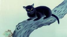 中国画--猫(51张)图片