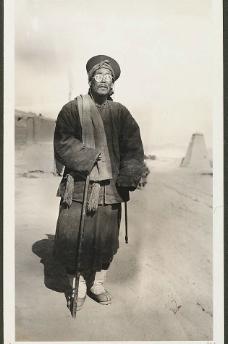 清末中国西部老照片图片