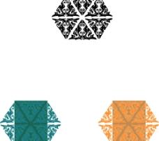 中国传统底纹图片
