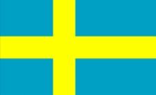 瑞典国旗图片