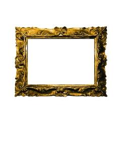金色相框图片