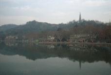 西湖水圖片