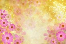 梦幻CG背景花卉图片