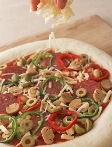 清晰美味比萨5图片