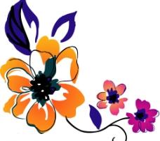 矢量花纹图案图片