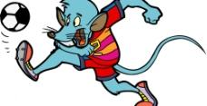奥运老鼠图片