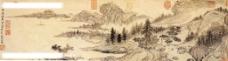 中国名画图片
