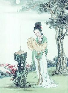 古代仕女、仙女图片