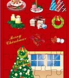 圣诞拼图3图片