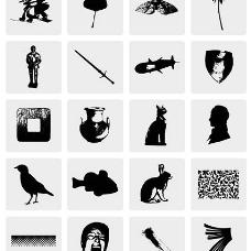 各种实用潮流图案矢量素材-2图片