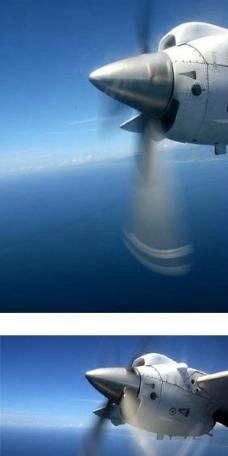 飞机螺旋桨图片