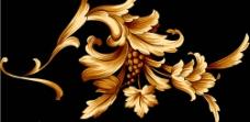 最新韓國花紋金色系列圖片