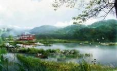 景觀設計圖片