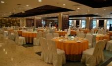 广州白云宾馆一楼中餐厅图片
