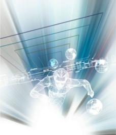分层高科技光效果图片