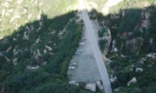 西安翠华山之旅-鸟瞰图图片