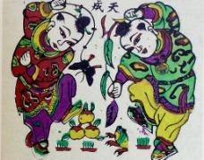 朱仙镇年画图片