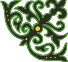 彩色花纹图案(311)图片