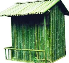 小竹屋图片