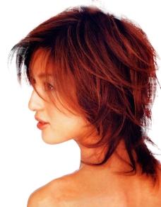 PS分层发型扣图2图片