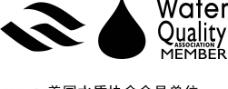 美国水质协会会员单位标识图片