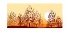 矢量秋季风景系列30图片