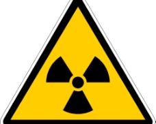 标志:辐射.wmf图片