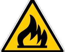 标志:火警.wmf图片