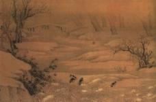 中国传世名画图片