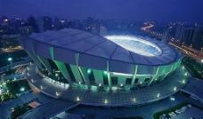上海体育中心图片