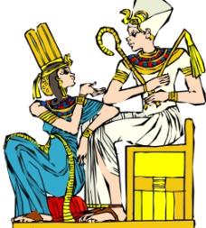 埃及画图片