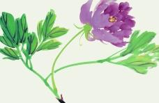 花果系列国画008