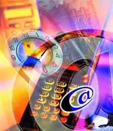 网际 网络 商业素材图片