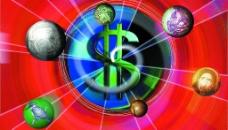 网际 网络 商业 素材图片