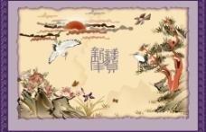 矢量中国画6图片
